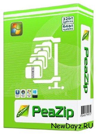 PeaZip 5.7.0 (x86/x64)