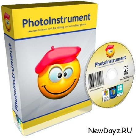 PhotoInstrument 7.3 Build 754 (ML/RU) RePack & Portable by 9649