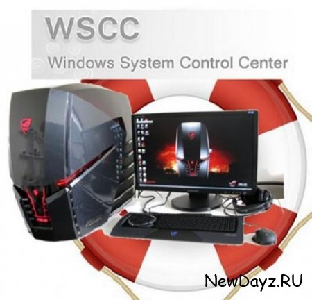 Windows System Control Center 2.5.0.2 Portable by Alecs962